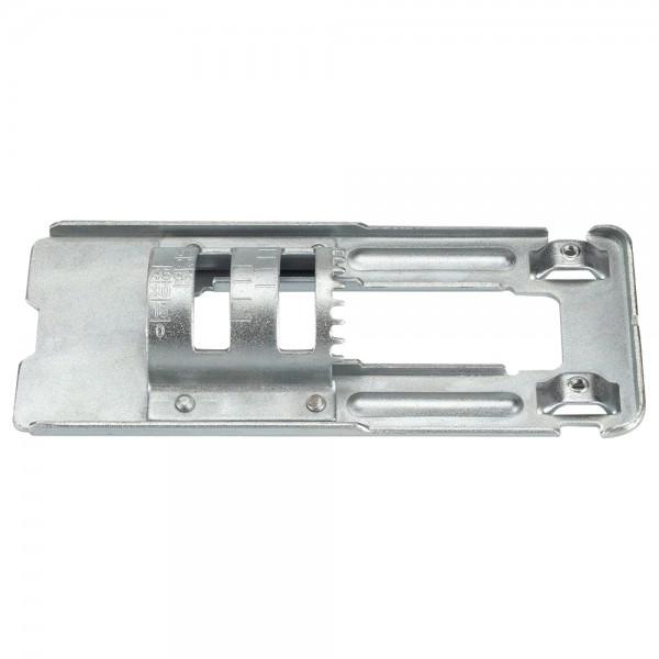 Fußplatte (7) für Pendelhubstichsäge PSTD 800 A1