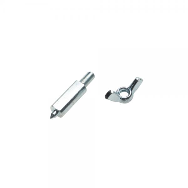 Centring pin