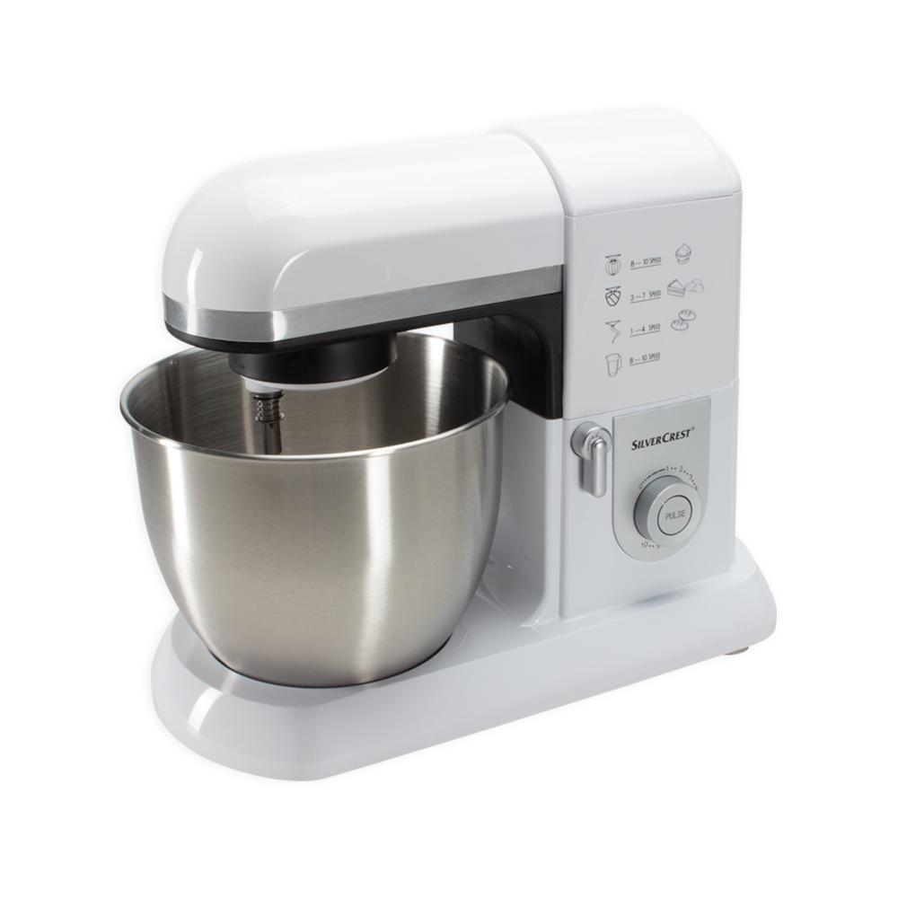Silvercrest Profi Küchenmaschine Zubehör 2021