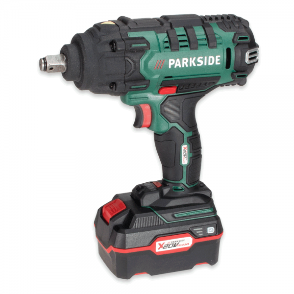 CORDLESS VEHICLE IMPACT WRENCH