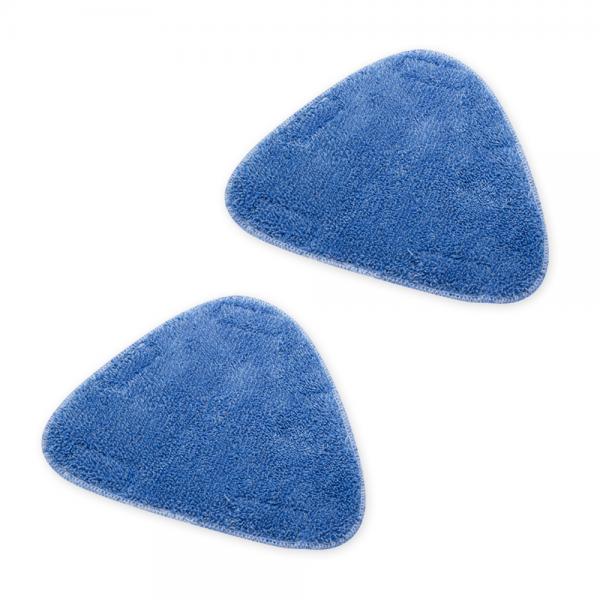 2 x pads de rechange (bleue)