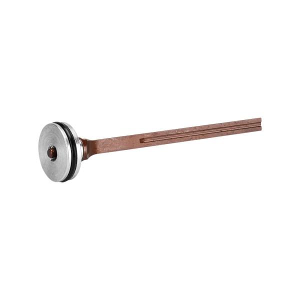Piston avec aiguille