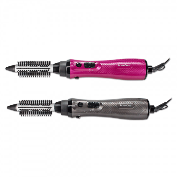 Multi-function hot air styler