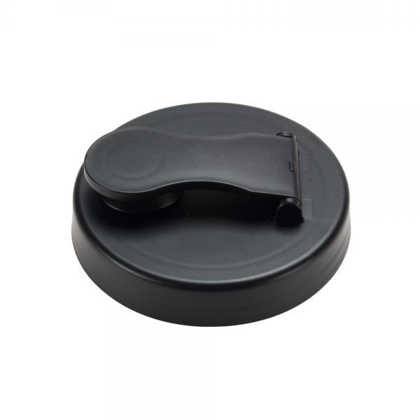 Deckel (Nr. 2/Nr. 8) schwarz für