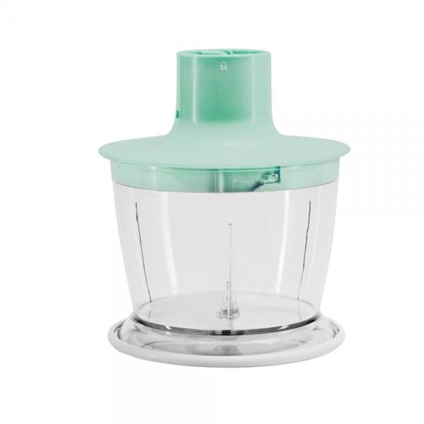 Poklopac posude+Zdjela (sa kombiniranim poklopcem/stalkom) (vapno)