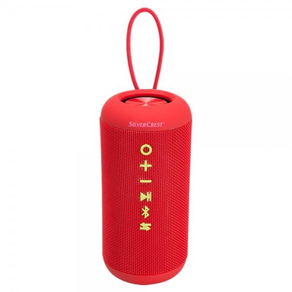 BLUETOOTH® REPRODUKTOR L (červená)