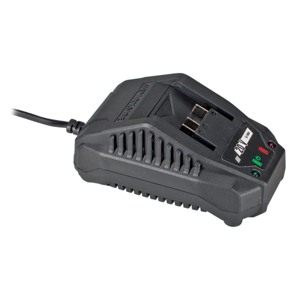 Charger for X20V Team Serie PLG 20 A1 2,4A
