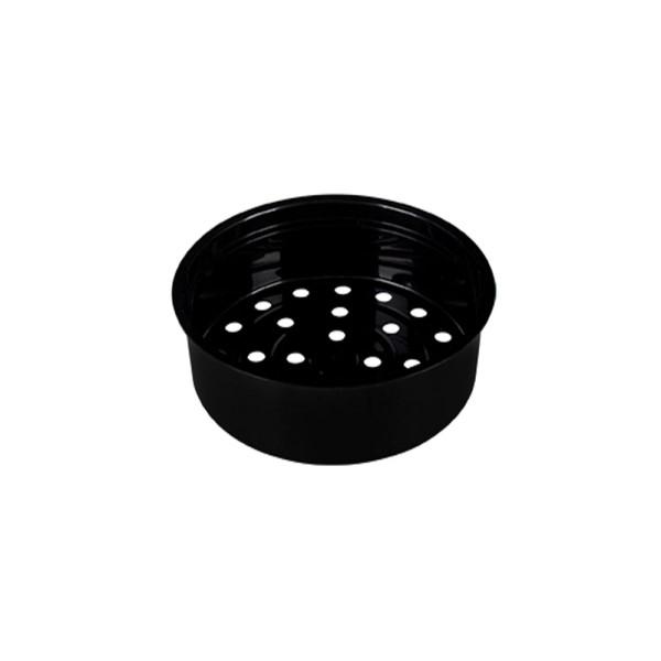 Dampfgareinsatz (Nr. 1) schwarz für Reiskocher
