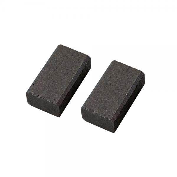 2x escobillas de carbón