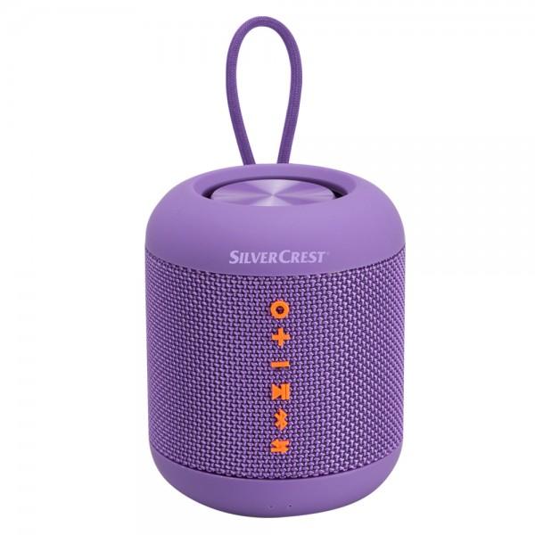ALTAVOZ BLUETOOTH® M (Modelo: xxx) (púrpura)